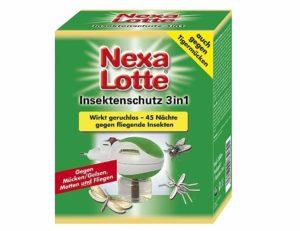 Nexa Lotte Insektenschutz Stecker