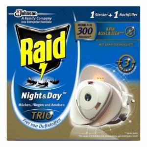 Raid Night & Day Mückenstecker