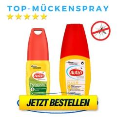 Autan Mückenspray Testsieger