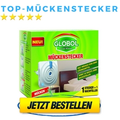 Top Mückenstecker