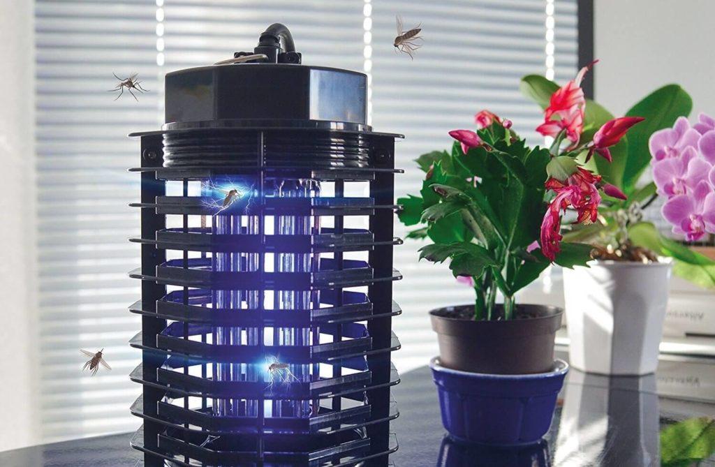 Mückenfallen Test & Ratgeber - Insektenvernichter Indoor & Outdoor