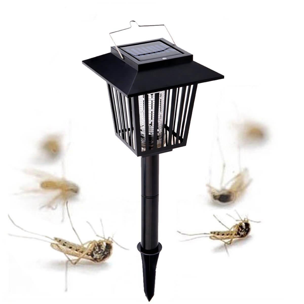 PRUNUS Solarbetriebener Outdoor Insektenvernichter